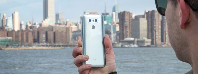 LG G6, inizia la distribuzione internazionale