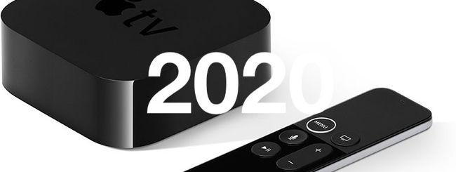 Apple TV 2020, in arrivo nuovi modelli con chip A14