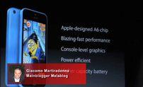 5c: scheda tecnica, prezzo e uscita dell'iPhone colorato
