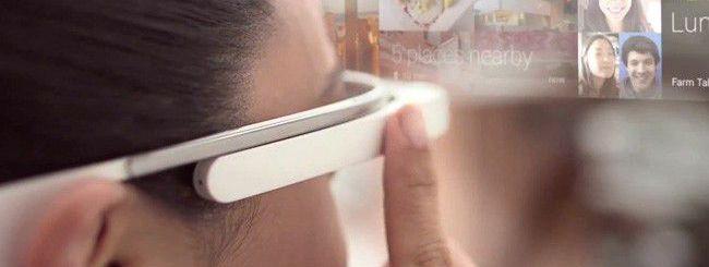 Google Glass, come funziona il touchpad