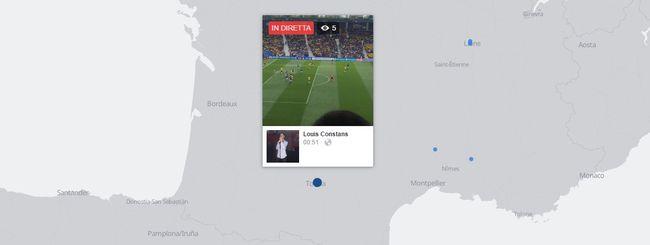 Italia – Svezia, in diretta con Facebook Live