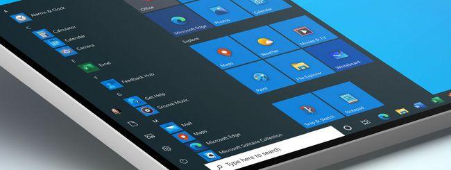 Windows 10 1909, nuove icone in Fluent Design