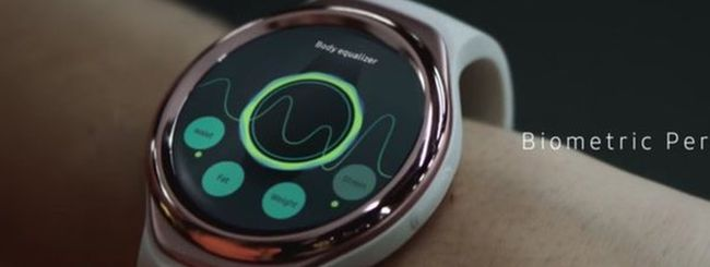 Triathlon, nuovo activity tracker di Samsung