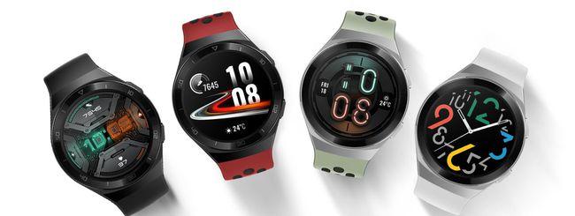 Huawei Watch GT 2e, smartwatch per il fitness