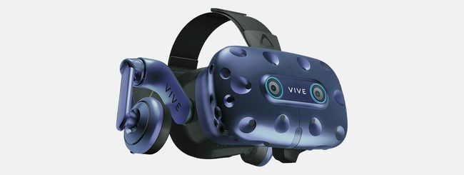 CES 2019, HTC annuncia VIVE Pro Eye e Vive Cosmos