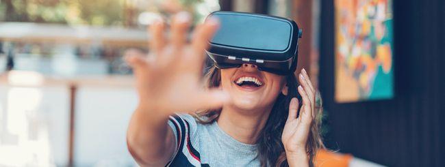 Samsung, un visore a realtà mista con Microsoft?