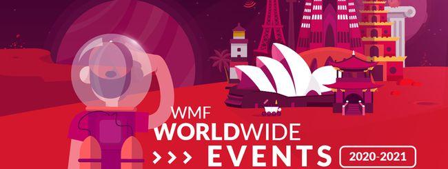 WMF Worldwide Events: 12 eventi per diffondere l'Innovazione