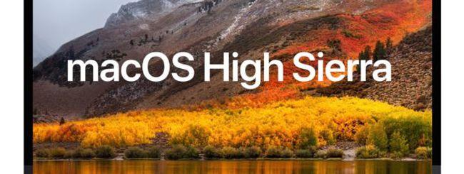 macOS High Sierra: 5 utili novità che probabilmente non conoscevate