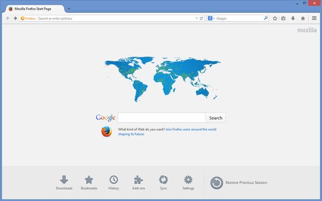 Firefox 29 per Windows