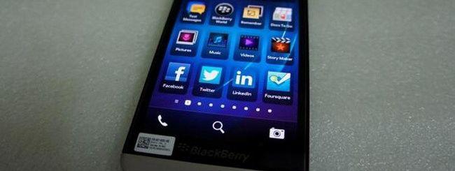 BlackBerry A10 si mostra in immagini e video
