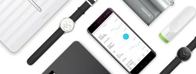 Nokia completa il rebranding di Withings