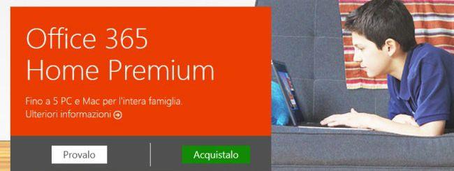Microsoft Office 2013, i prezzi per l'Italia