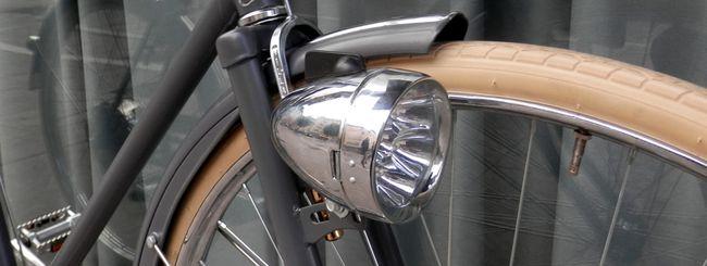 VeloPlus, la e-bike italiana in stile vintage