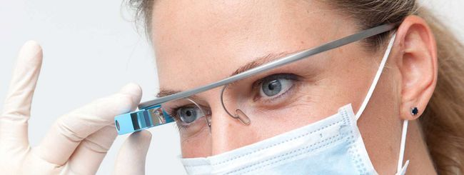 Google Glass EE solo per i partner Glass for Work?
