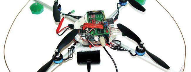 SmartCopter, il drone guidato da Android