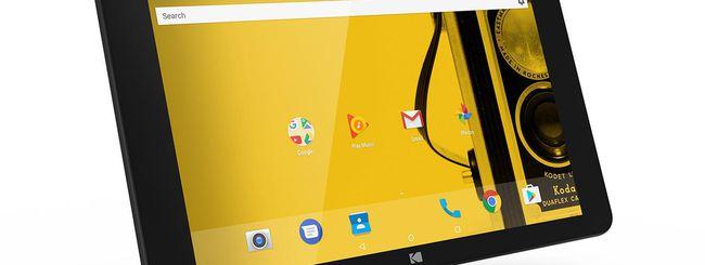 Kodak annuncia due tablet Android da 7 e 10 pollici