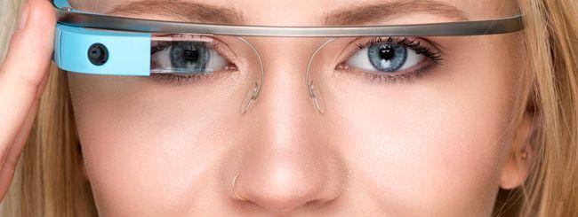 Google Glass pieghevoli, lo conferma un brevetto