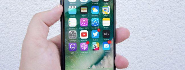 iOS 10.3, il trucco delle animazioni fa sembrare iPhone più scattante