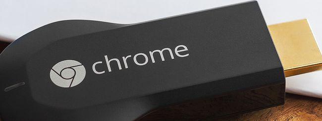 Google conferma l'arrivo di un nuovo Chromecast