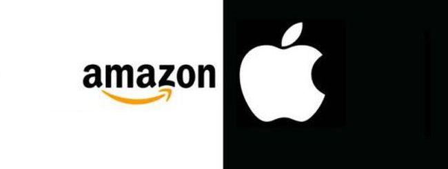 Apple & Amazon, pace fatta: anche in Italia i prodotti della mela