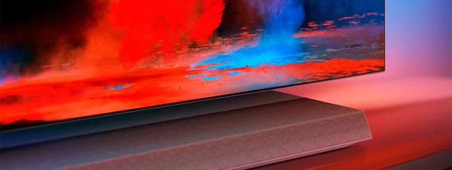 IFA 2017: Philips OLED TV serie 9 e QD 8602