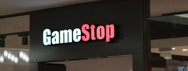 GameStop non chiude i negozi in USA