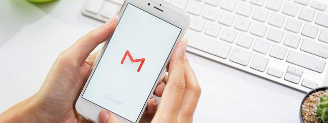 Gmail sta per ricevere la dark mode