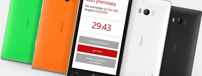 Enjoy, l'app sbarca su Windows Phone