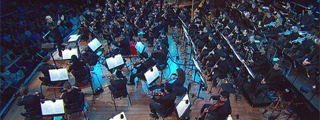 YouTube Orchestra: 33 milioni di spettatori in streaming