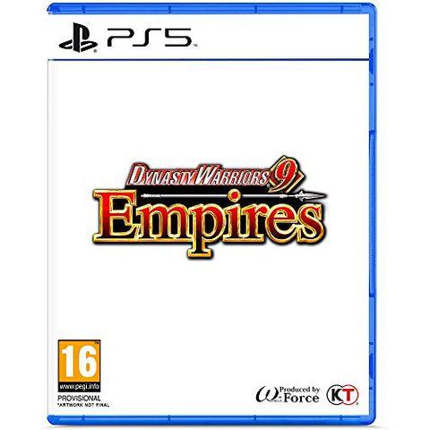 Dynasty Warriors 9 Empires (PS5)