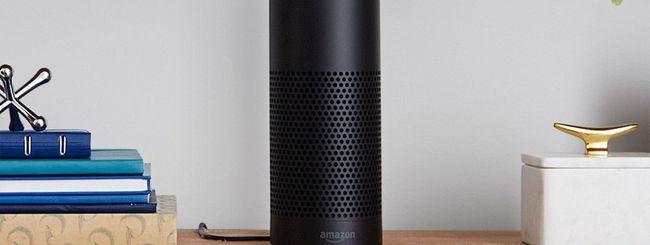Amazon annuncerà un Echo più piccolo