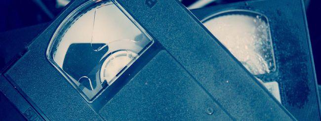 Dopo vinili e cassette, tornano anche le VHS