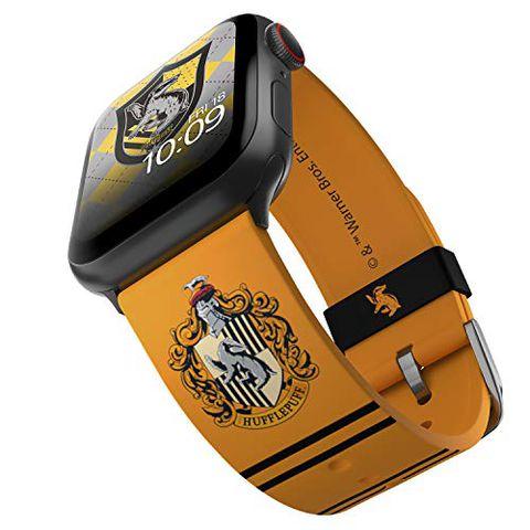 Harry Potter, cinturino per Apple Watch con licenza ufficiale - Tassorosso