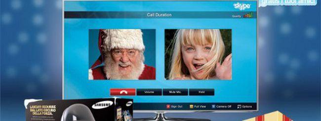 TV Samsung: le promozioni per Natale 2011