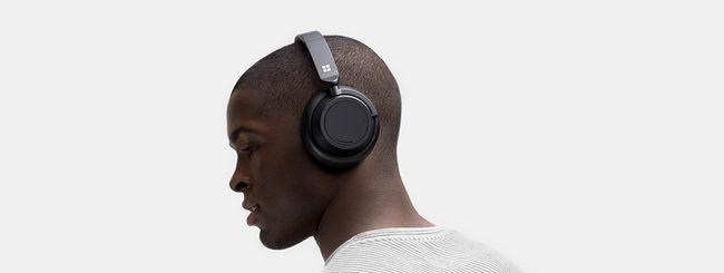Microsoft Surface Headphones 2 disponibili su Amazon