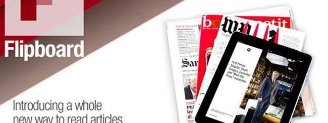 CEO Flipboard: iPad è una rivoluzione