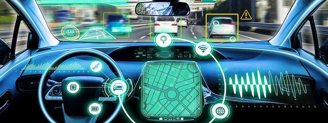 Apple allarga la flotta di auto a guida autonoma