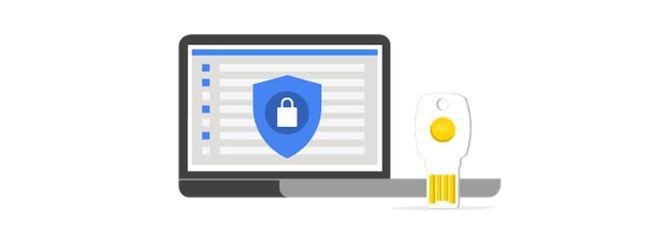 Google lancia la Titan Security Key con USB-C