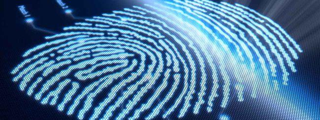 Synaptics annuncia un lettore di impronte ultraslim