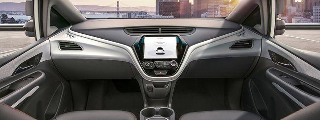 SoftBank investe nelle self-driving car di GM