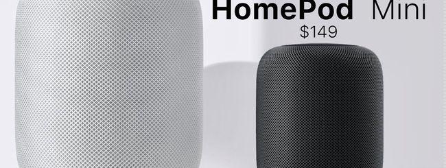 HomePod mini: versione lowcost imminente
