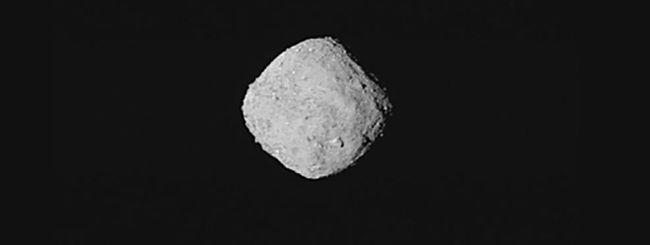 Diretta NASA OSIRIS-Rex, incontro con l'asteroide