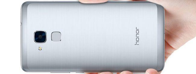 Huawei annuncia il nuovo Honor 5C
