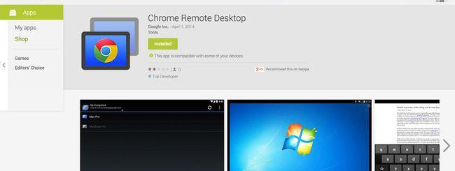 Chrome Remote Desktop, al via la closed beta