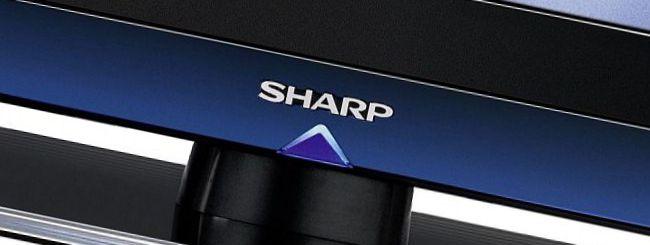 Sharp interessa a Dell e Intel