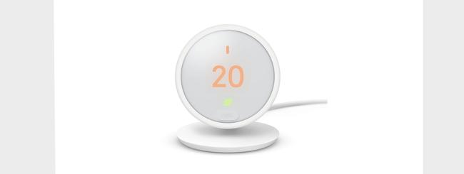 Nest lancia il nuovo Thermostat E