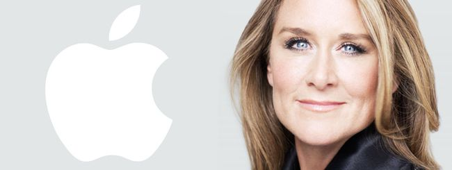Angela Ahrendts CEO dopo Tim Cook? Una fake news