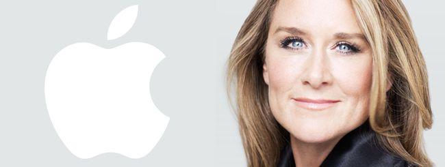 Angela Ahrendts lascia Apple