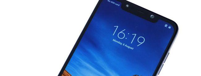 Xiaomi Pocophone F1, specifiche e prezzo