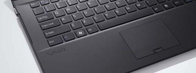 Sony Vaio Z sfida il MacBook Air